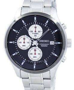 Seiko Neo Sports Chronograph Quartz SKS545 SKS545P1 SKS545P Men's Watch