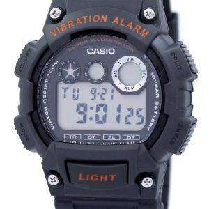 Casio Digital Vibration Alarm Illuminator W-735H-8AVDF W-735H-8AV Mens Watch