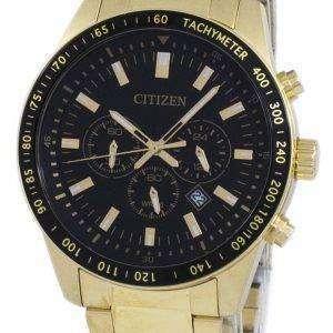 Citizen Chronograph Tachymeter Quartz AN8072-58E Men's Watch