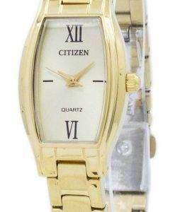 Citizen Analog Quartz EJ6112-52P Women's Watch