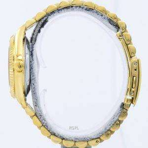 Orient Automatic Diamond Accent Japan Made EV0J001W Men's Watch
