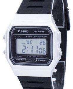 Casio Vintage Chronograph Alarm Digital F-91WM-7A F91WM-7A Unisex Watch