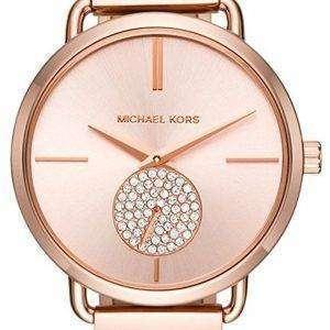 Michael Kors Portia Diamond Accent Quartz MK3640 Women's Watch