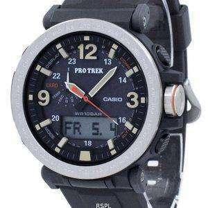 Casio ProTrek Triple Sensor Tough Solar PRG-600-1 PRG600-1 Watch