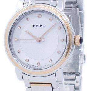 Seiko Discover More Quartz Diamond Accent SRZ480 SRZ480P1 SRZ480P Women's Watch