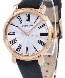 Seiko Quartz SRZ500 SRZ500P1 SRZ500P Women's Watch