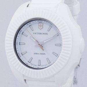Victorinox I.N.O.X. V Swiss Army Quartz 200M 241769 Women's Watch