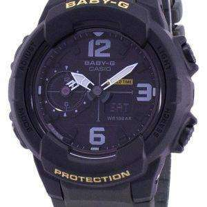 Casio Baby-G Shock Resistant World Time Analog Digital BGA-230-3B BGA2303B Unisex Watch