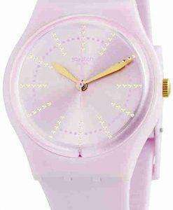 Swatch Originals Guimauve Analog Quartz GP148 Women's Watch