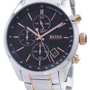 Hugo Boss Grand Prix Chronograph Tachymeter Quartz 1513473 Men's Watch