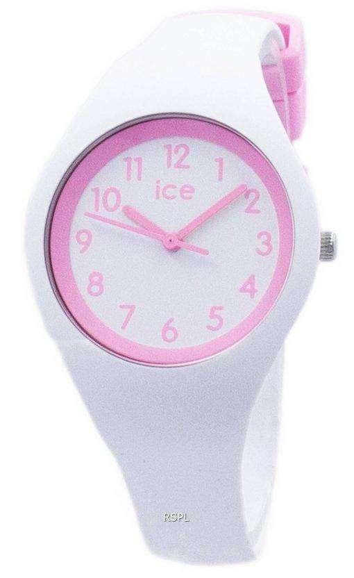 ICE OLA Candy White Small Quartz 014426 Children's Watch