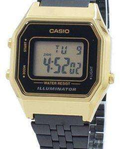 Casio Vintage Illuminator Alarm Digital LA680WEGB-1A Women's Watch