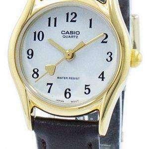 Casio Classic Analog Quartz LTP-1094Q-7B5 LTP1094Q-7B5 Women's Watch
