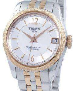 Tissot Ballade Powermatic 80 Cosc Quartz T108.208.22.117.01 T1082082211701 Women's Watch