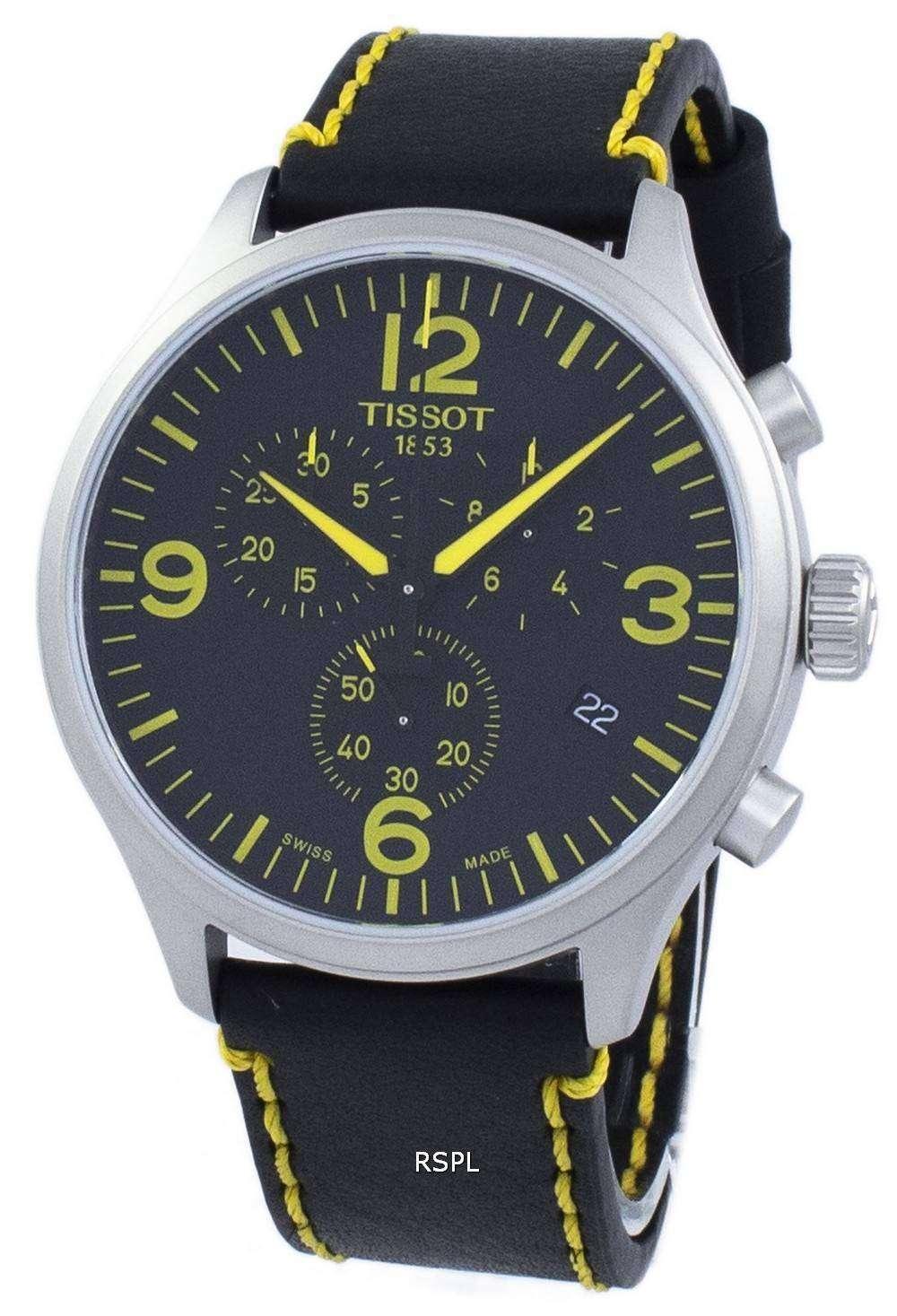 Tissot chrono xl classic tour de france quartz t1166171605701 men 39 s watch for Watches of france