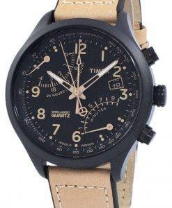 Timex Intelligent Indiglo Fly-Back Chronograph Quartz T2N700 Men's Watch
