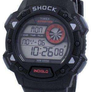 Timex Expedition Antichoc De Base Shock Indiglo Digital T49977 Men's Watch