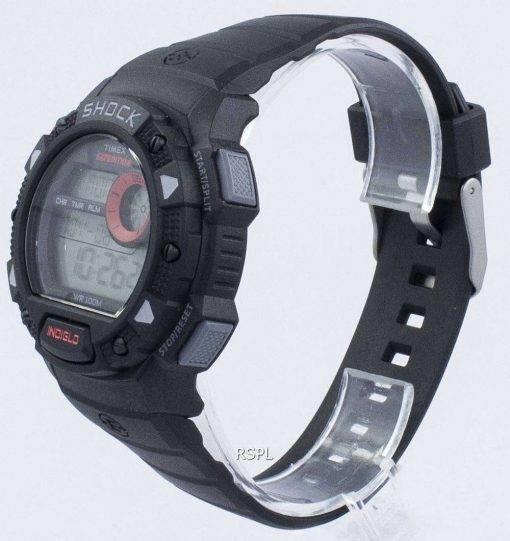 Timex Expedition Antichoc De Base Shock Indiglo Digital T49977 Men's Watch