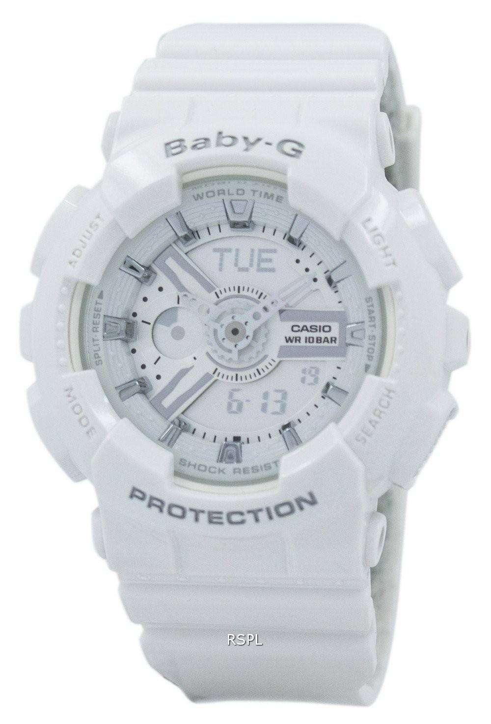 b6866179230b Casio Baby-G Analog Digital BA-110-7A3 Womens Watch - CityWatches.co.uk