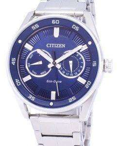 Citizen Style Eco-Drive BU4027-88L Men's Watch
