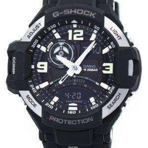 Casio G-Shock Gravitymaster Twin Sensor GA-1000-1B Mens Watch