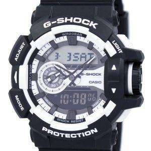 Casio G-Shock Analog-Digital 200M GA-400-1A Mens Watch