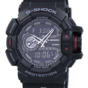 Casio G-Shock Analog Digital GA-400-1B Mens Watch