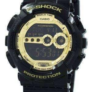 Casio G-Shock GD-100GB-1D GD-100GB-1 Mens Watch
