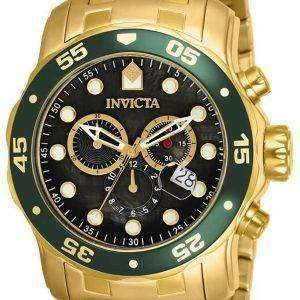 Invicta Pro Diver Chronograph Quartz 200M 80074 Men's Watch