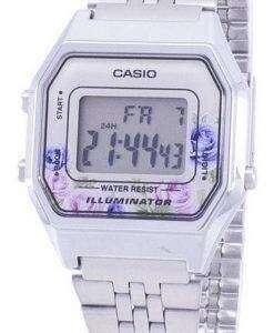 Casio Vintage Youth Illuminator Digital LA680WA-4C Women's Watch