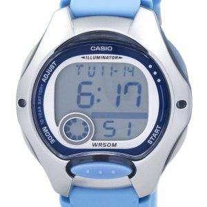 Casio Digital Sports Illuminator LW-200-2BVDF Womens Watch