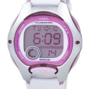 Casio Digital Sports Illuminator LW-200-7AVDF Womens Watch