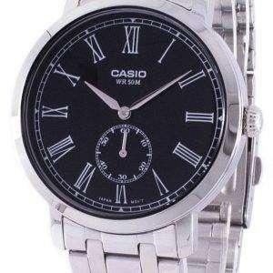 Casio Analog Quartz MTP-E150D-1BV MTPE150D-1BV Men's Watch