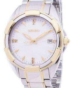 Seiko Quartz Diamond Accents SKK886 SKK886P1 SKK886P Women's Watch