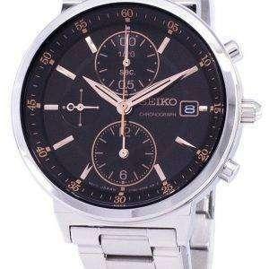 Seiko Chronograph Quartz SNDV23 SNDV23P1 SNDV23P Women's Watch
