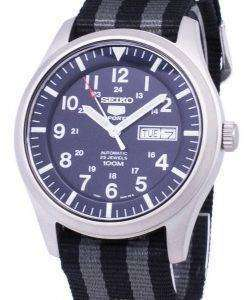Seiko 5 Sports Automatic Nato Strap SNZG11K1-NATO1 Men's Watch