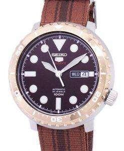 Seiko 5 Sports Bottle Cap Automatic SRPC68 SRPC68K1 SRPC68K Men's Watch