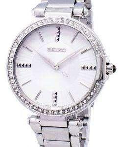 Seiko Quartz Diamond Accents SRZ515 SRZ515P1 SRZ515P Women's Watch