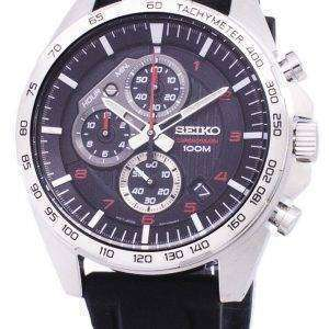 Seiko Motosportz Chronograph Quartz SSB325 SSB325P1 SSB325P Men's Watch