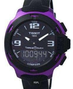 Tissot T-Race Touch Alarm Quartz T081.420.97.057.05 T0814209705705 Men's Watch