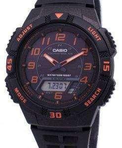 Casio Analog Digital Tough Solar AQ-S800W-1B2VDF AQ-S800W-1B2V Mens Watch