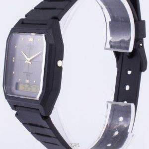 Casio Analog Digital Quartz Dual Time AW-48HE-8AVDF AW-48HE-8AV Mens Watch