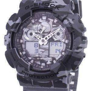 Casio G-Shock Camouflage Series Analog Digital GA-100CM-8A Mens Watch