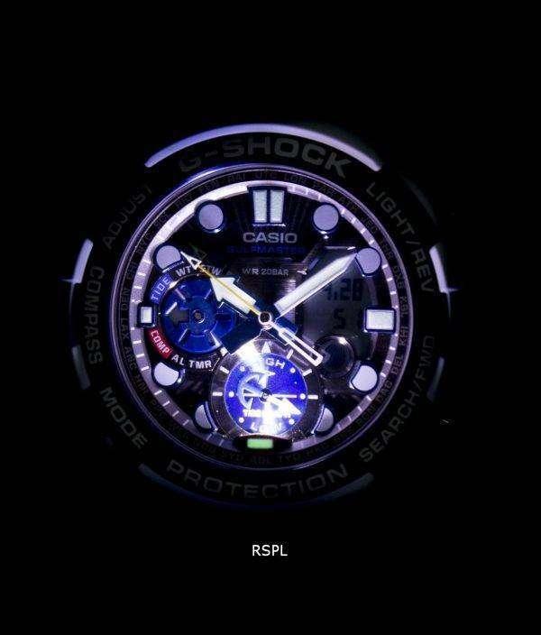 Casio G-Shock GULFMASTER Twin Sensor GN-1000C-8A Men's Watch