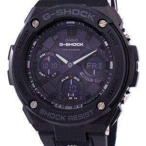 Casio G-Shock G-STEEL Analog-Digital World Time GST-S100G-1B Men's Watch