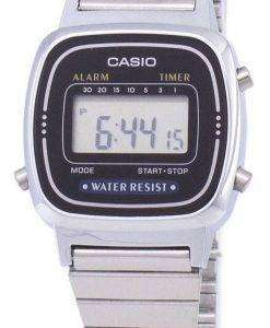 Casio Digital Classic Alarm Timer LA670WA-1DF LA670WA-1 Womens Watch