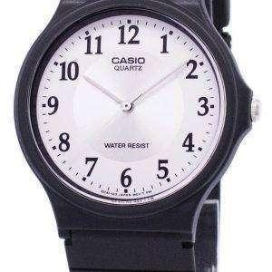 Casio Quartz Analog White Dial MQ-24-7B3LDF MQ-24-7B3L Mens Watch