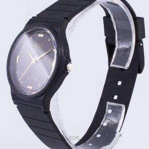 Casio Quartz Enticer Analog Black Dial MQ-76-1ALDF MQ-76-1AL Mens Watch