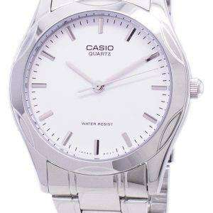 Casio Quartz Analog White Dial MTP-1275D-7ADF MTP-1275D-7A Mens Watch