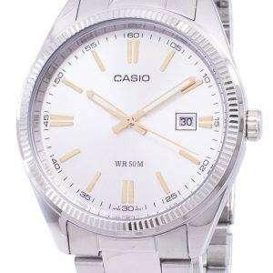 Casio Enticer Analog MTP-1302D-7A2VDF MTP-1302D-7A2V Mens Watch